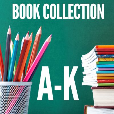 Book Collection A-k