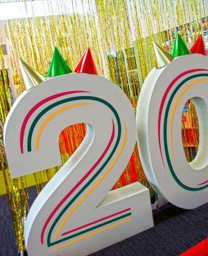 Cedar 20 Years