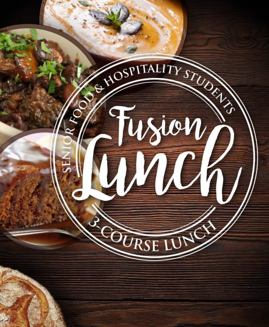 Fusion Lunch