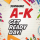 Get ready A-K