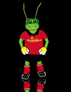 Grashopper soccer