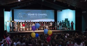 Year 12 Chapel