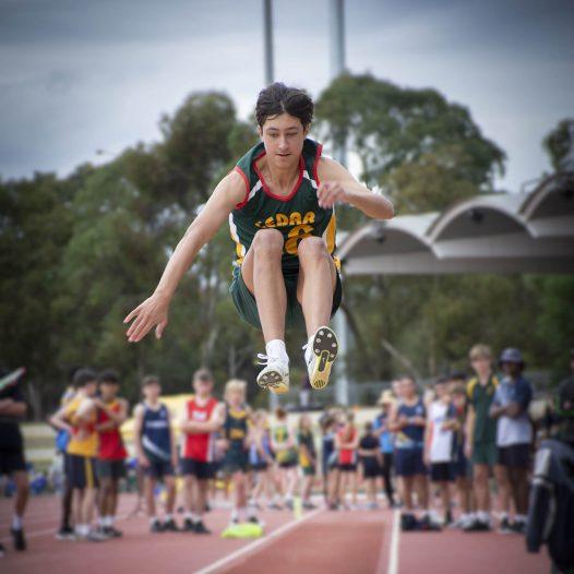 Interschool Athletics returns