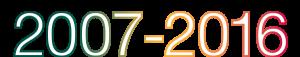 2007-2016